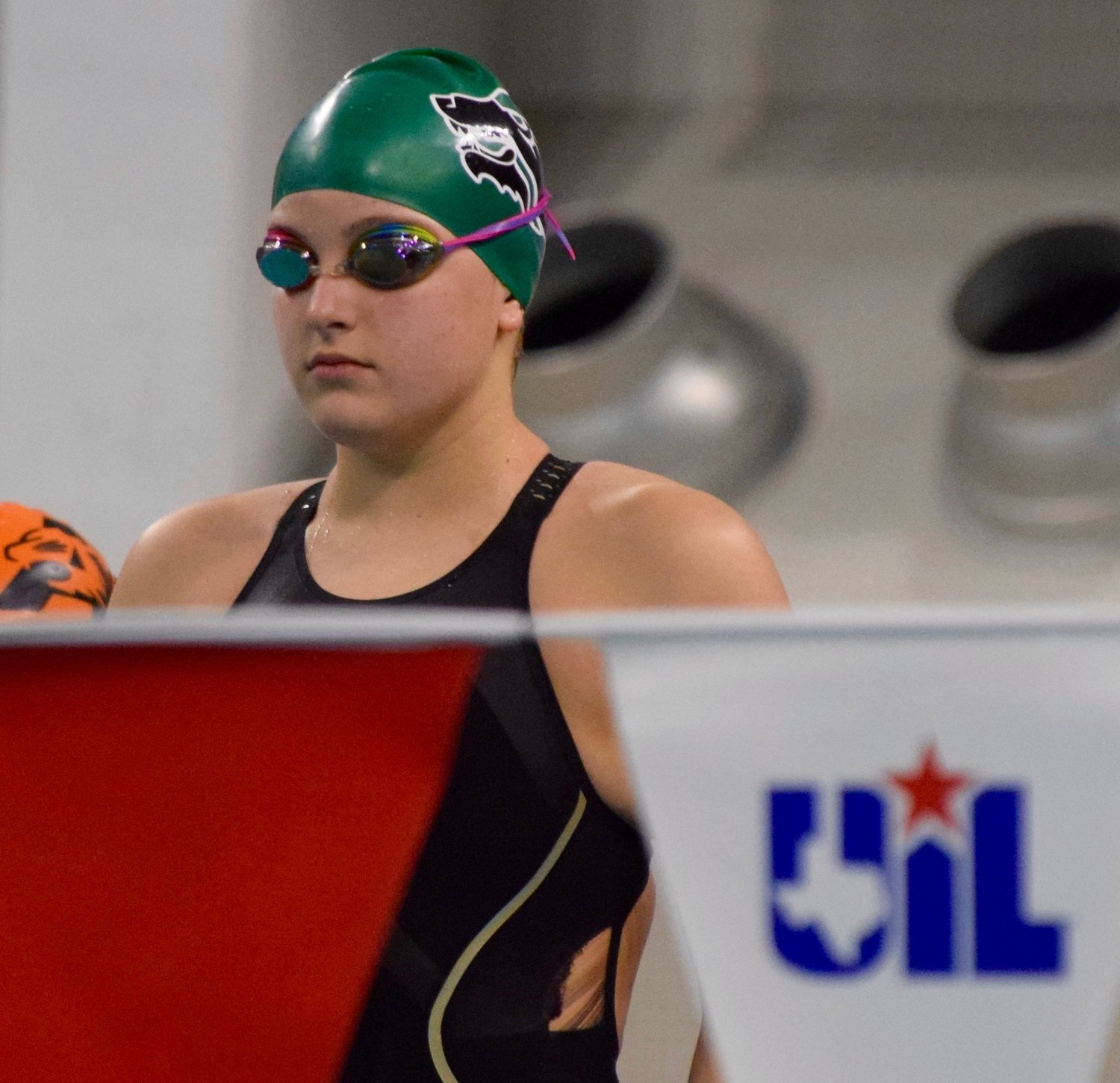 Cedar Park senior Bella Zapata finished 13th overall in the 200-yard individual medley at the UIL State Swimming and Diving Championships on Saturday.