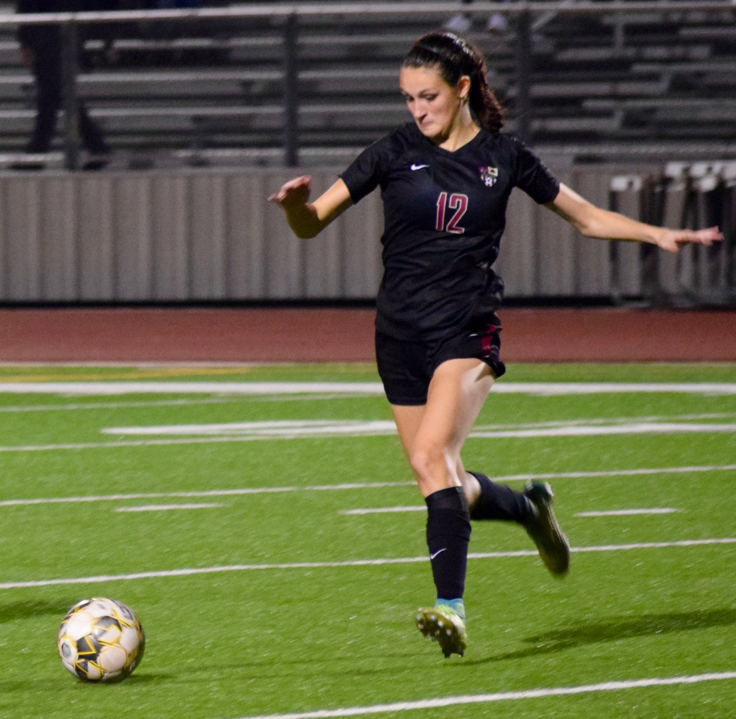 Alyssa Ashley and Rouse lost to Cedar Park 4-1 at home on Friday night.