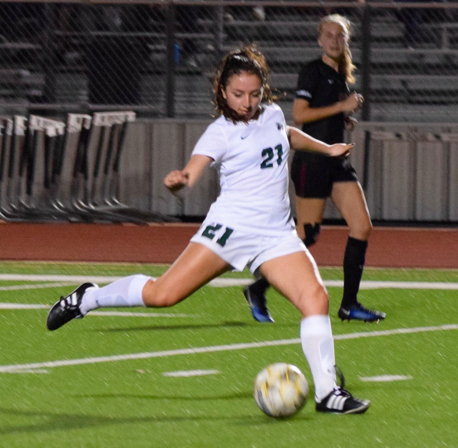 Breland Mungia scored two goals and Cedar Park beat Rouse 4-1 on Friday night.