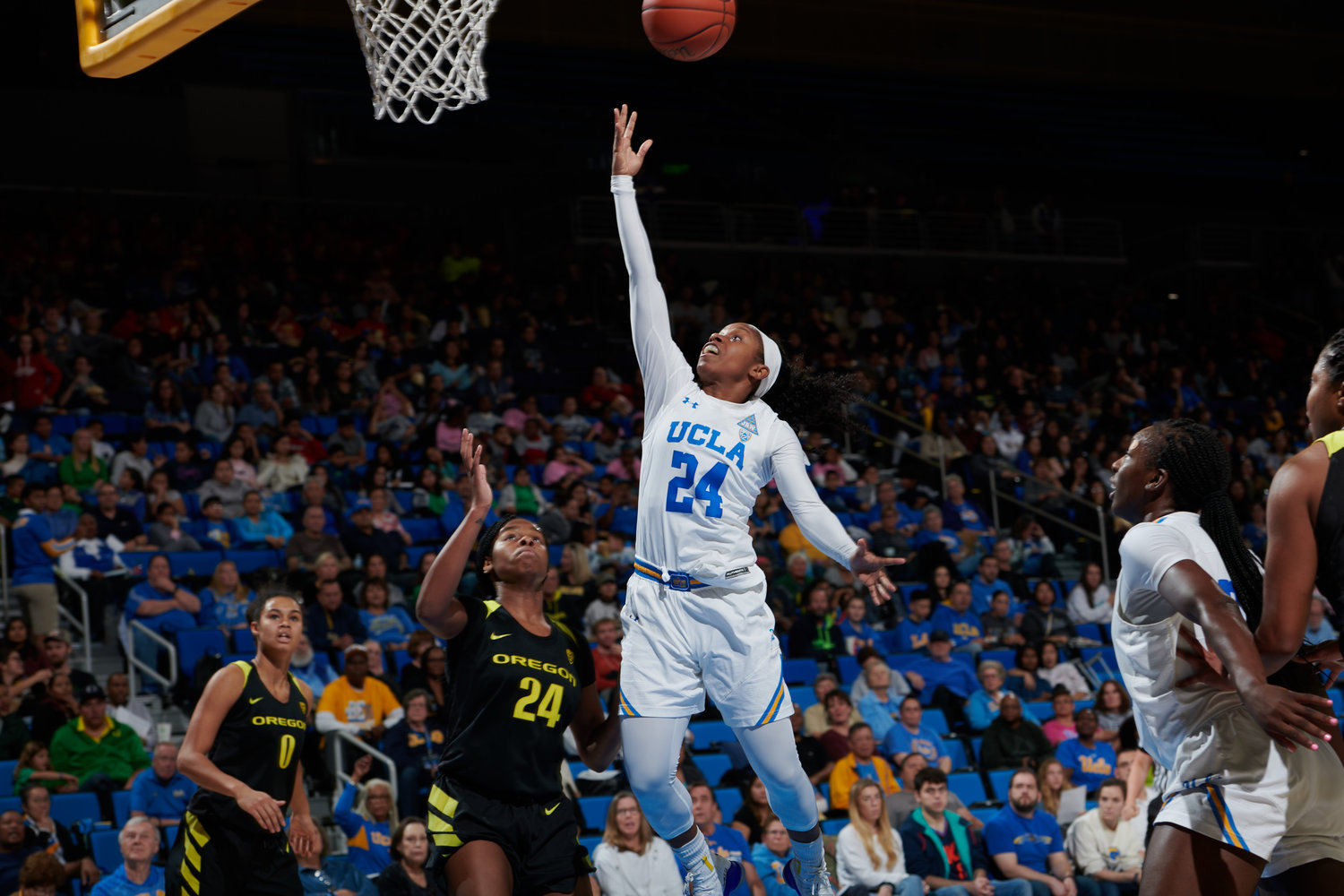 Japreece Dean has averaged 16.4 points per game with a 44.3 percent 3-point field goal percentage and 2.07 assist-to-turnover ratio and UCLA finished the regular season winning 10 of its final 12 games.