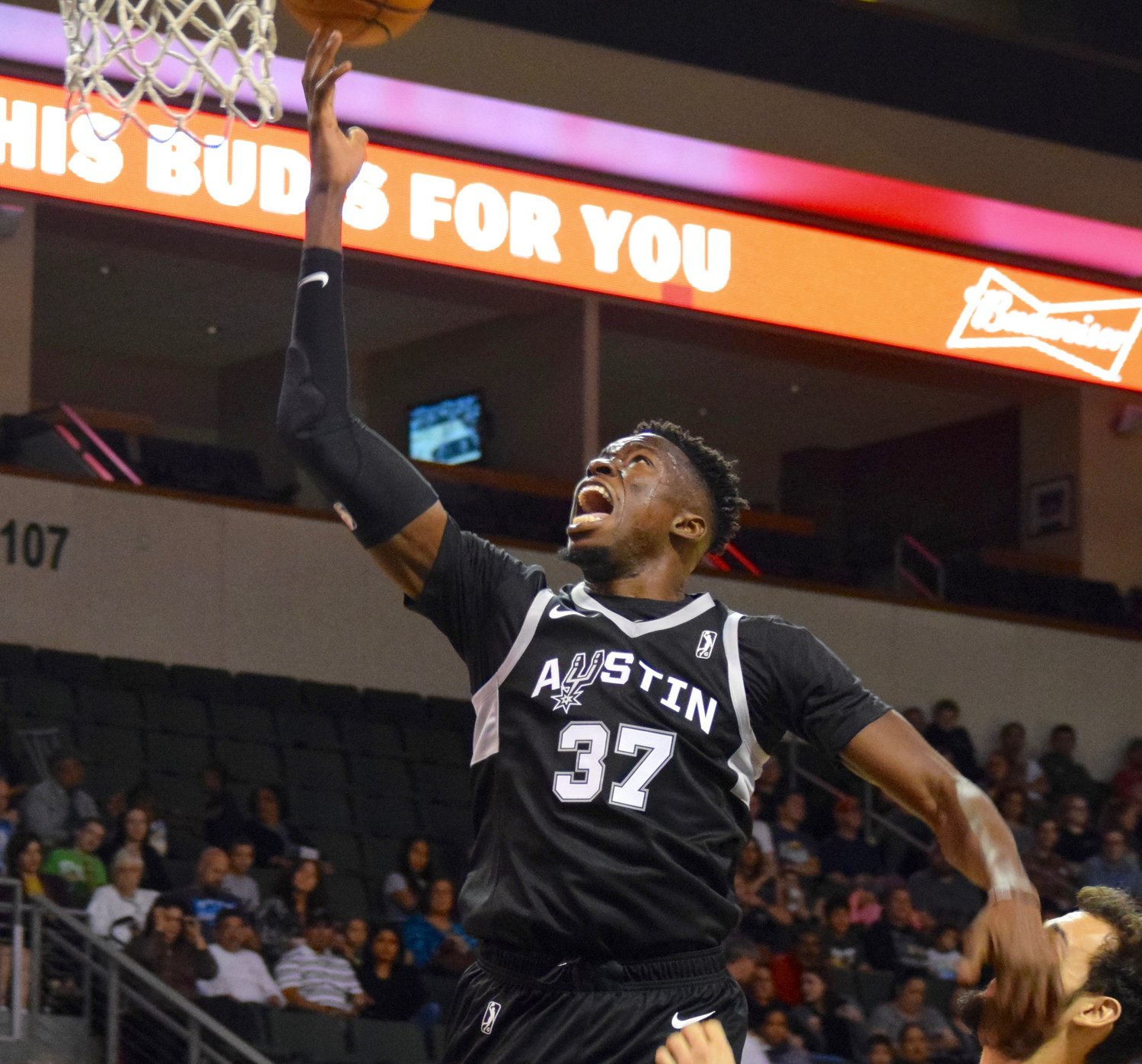 Amida Brimah led the Austin Spurs with 47 games played this season. After winning the NBA G League title a season ago, the Spurs finish this season 20-30 overall, tied for 10th in the Western Conference.