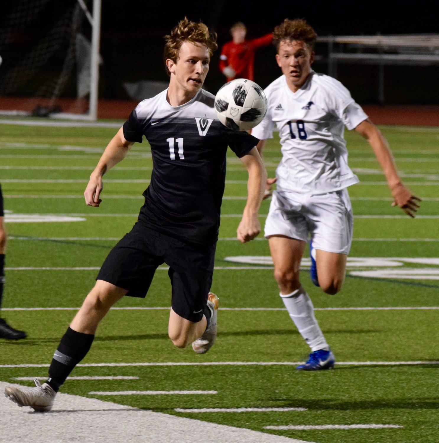 Nico Gabbi and Vandegrift lost to Cy Ranch 2-1 in the bi-district round of the playoffs on Friday night.