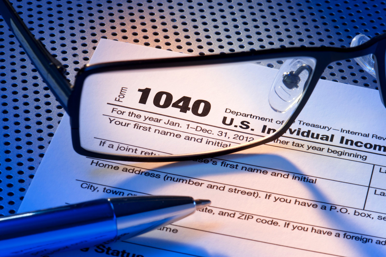 The deadline for filing tax returns with the IRS is Monday, April 15.