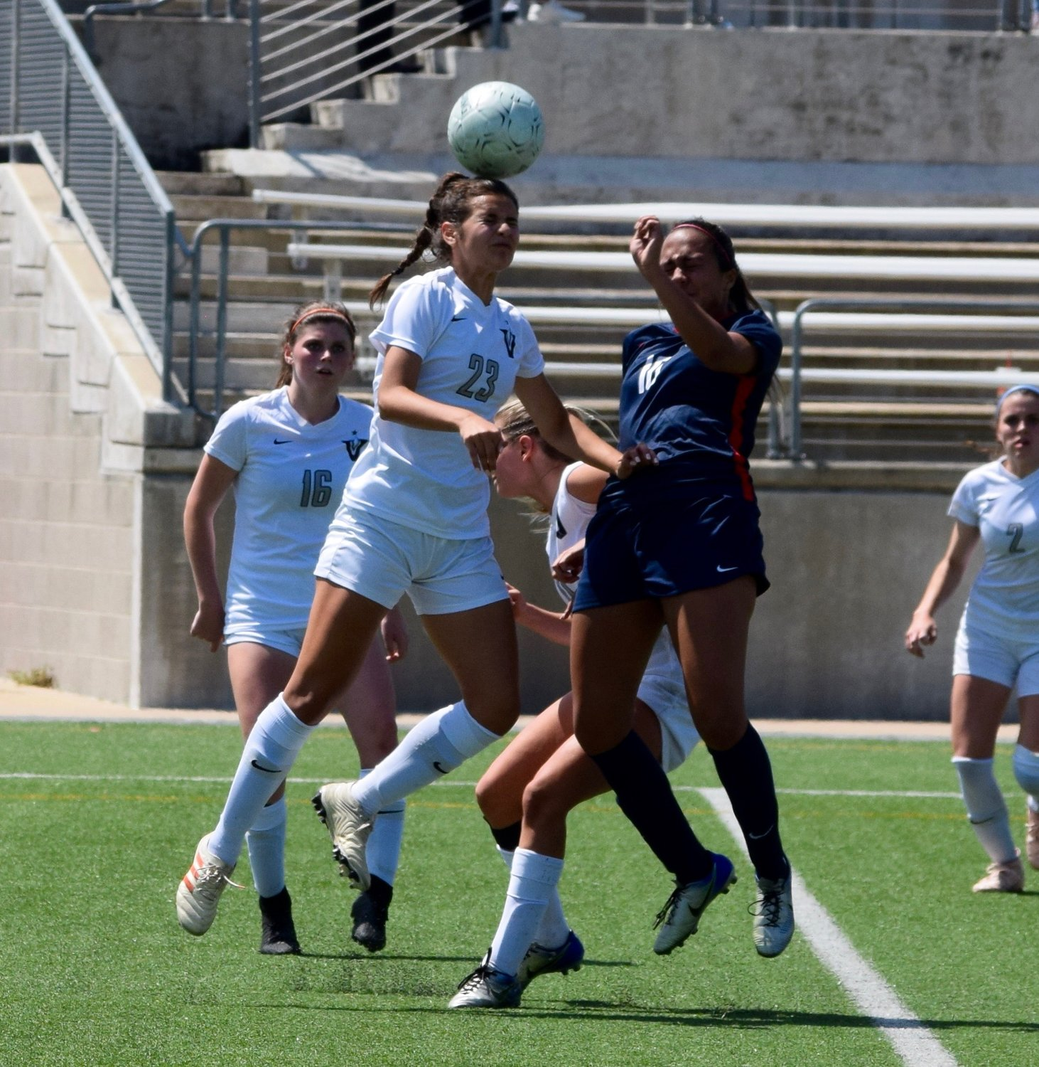 KayaPehrson and Vandegrift lost to Allen 1-0 in the regional quarterfinals Friday afternoon at Kelly Reeves Athletic Complex.