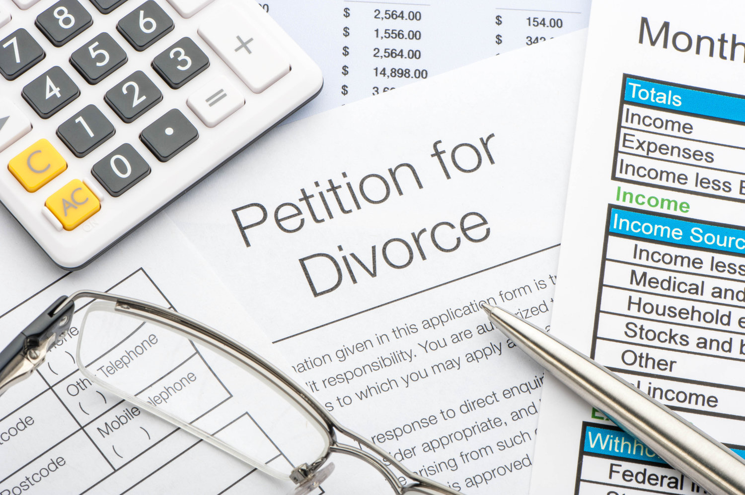 Women in particular may be disproportionately affected by financial difficulties during a divorce.