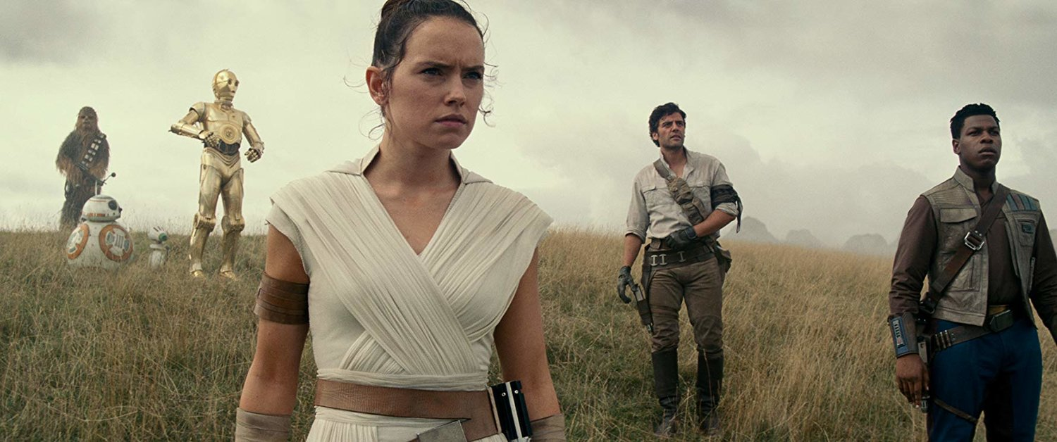 "Daisy Ridley, Oscar Isaac and John Boyega are among the returning cast for ""Star Wars Episode IX: The Rise of Skywalker."""