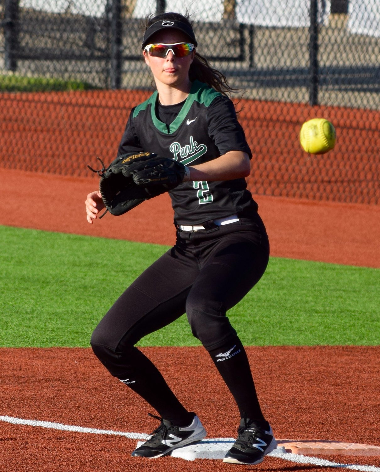 Reagan Hillis drove in a run, but Cedar Park lost to East View 4-3 in extra innings on Friday to bring the Lady Timberwolves' season to an end.
