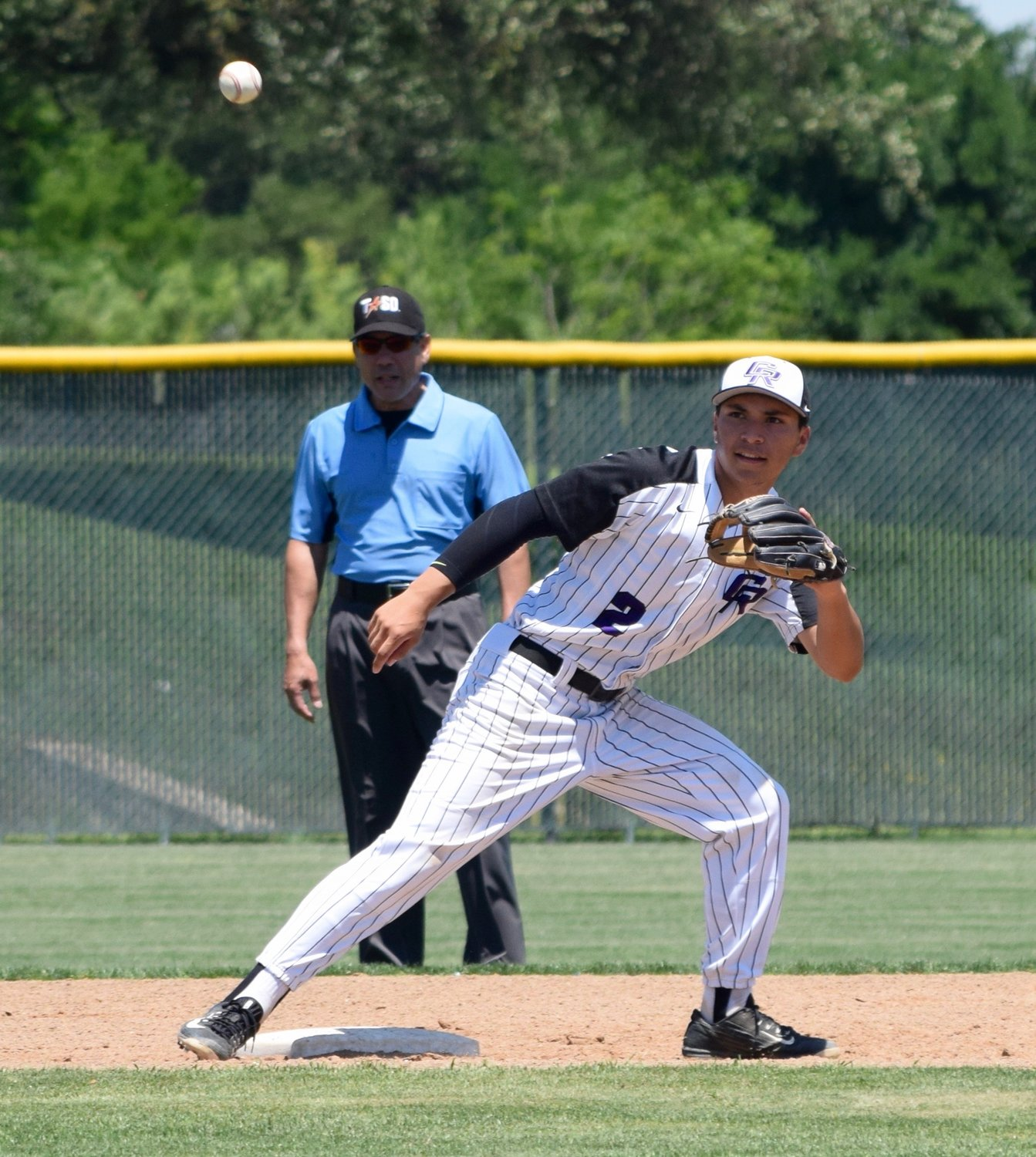 Jett Garcia finished hit a solo home run in the seventh inning, but Cedar Ridge fell to Hendrickson in the District 13-6A play-in tournament final.
