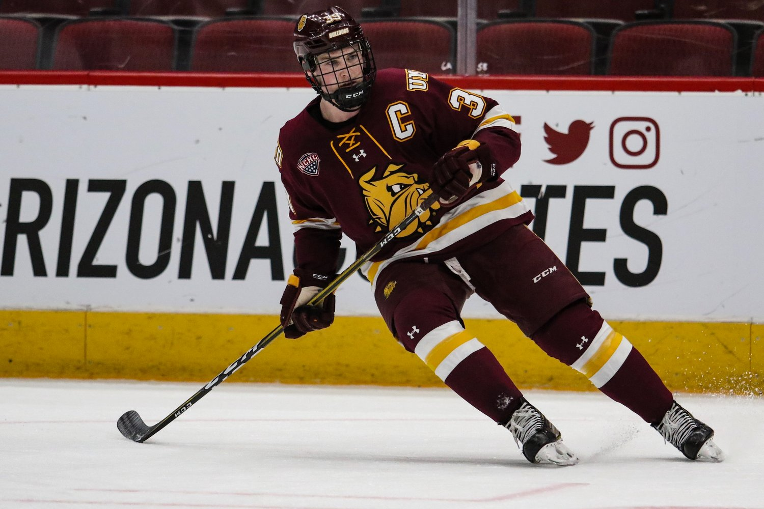The Texas Stars added Minnesota-Duluth captain ad two-time national champion Parker MacKay for the 2019-20 season.