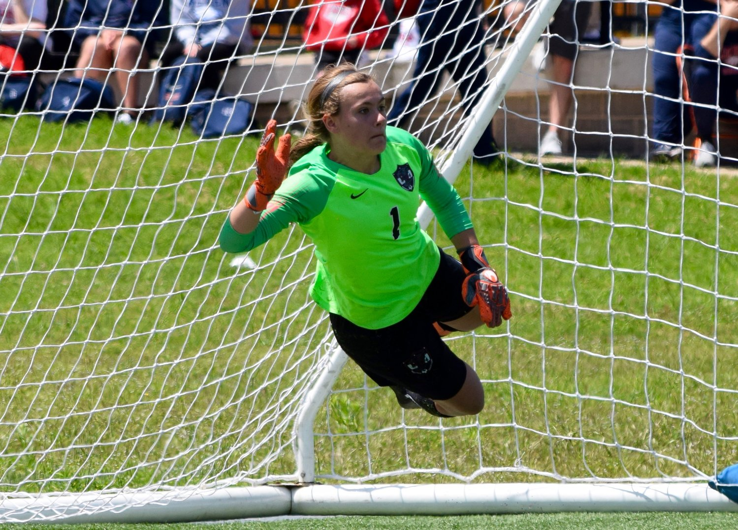 Round Rock's Lauren Traywick was named the District 13-6A Goalkeeper MVP. The Lady Dragons lost to Rockwall Heath in the regional tournament.