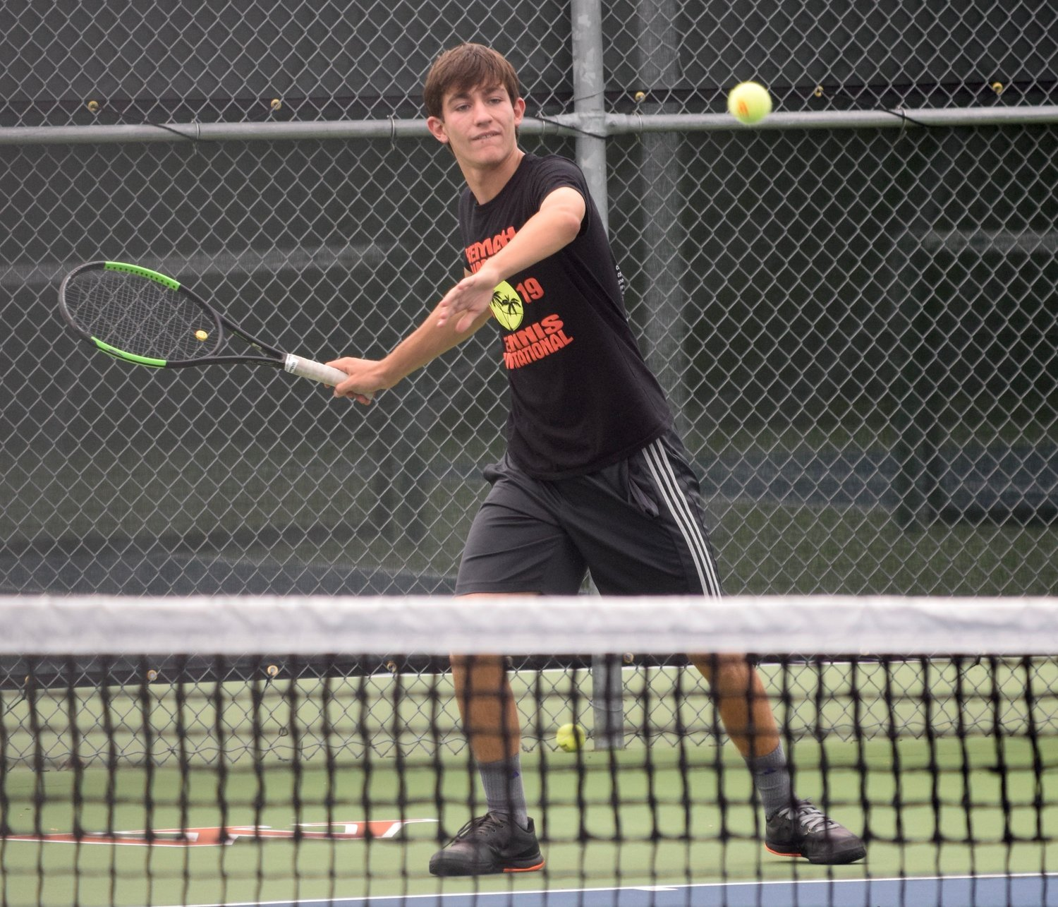 Westwood sophomore Daniel Antov will compete in the boys' singles tournament at the State Tennis Tournament this weekend in College Station.