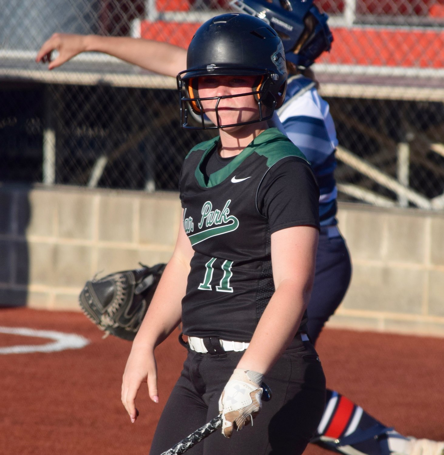 Cedar Park senior Kaleigh Ham was the District 17-5A Offensive Player of the Year, helping the Lady Timberwolves make it to the first round of the playoffs.