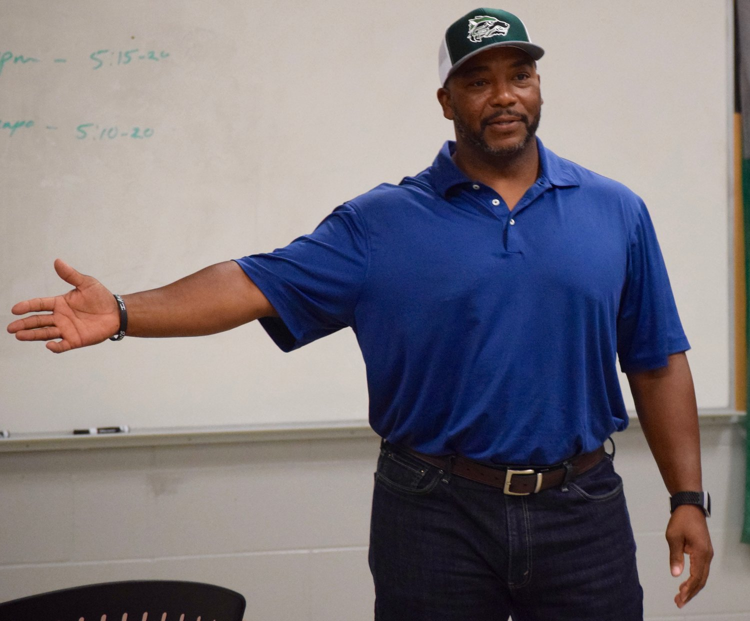 Lanny Williams was announced as the new head baseball coach at Cedar Park last week. He spent more than two decades as a coach in Brenham, including seven as the head coach.