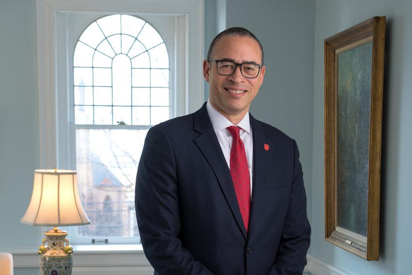 Rutgers President Jonathan Holloway