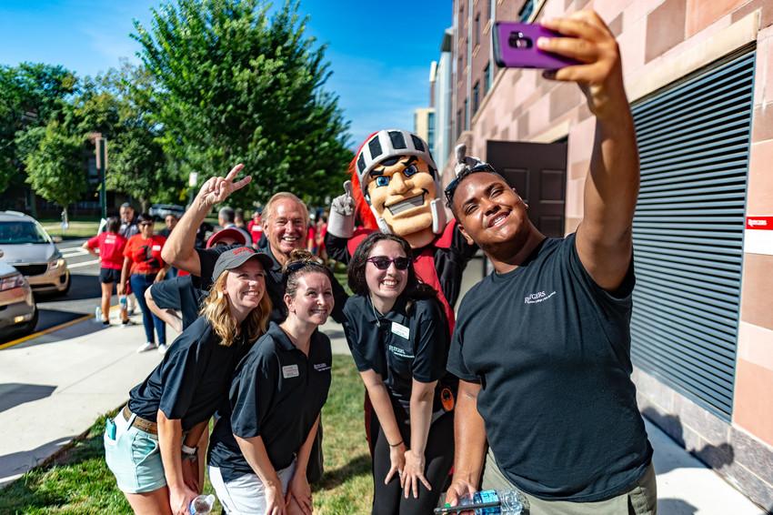 Photo by Larry McAllister II/Rutgers University