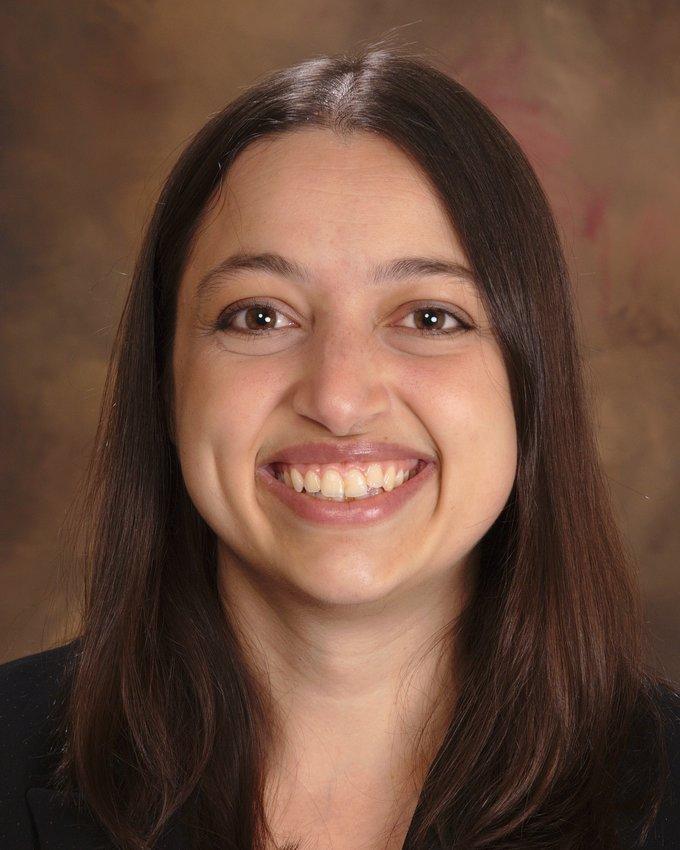 Dr. Dimyana Abdelmalek is Thurston County's new public health officer.