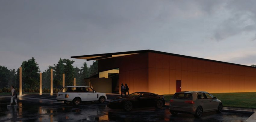 The Lacey City Council will talk about the new Lacey Museum & Civic Center project in a work session on Aug. 6 at 4 p.m.