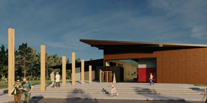 The Lacey City Council held a work session Thursday to discuss the new Lacey Museum & Civic Center project.