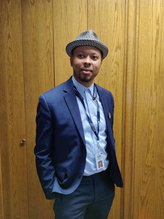 Larry Jefferson, lead attorney, Thurston County Office of Public Defense felony unit