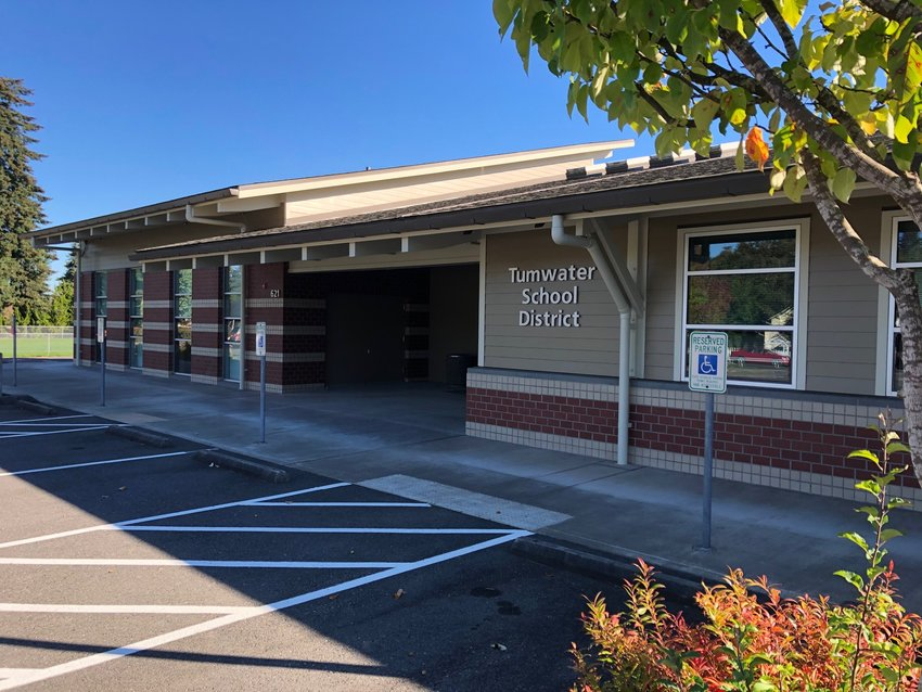 Tumwater School District's offices are located at 621 Linwood Ave SW, Tumwater, WA 98512.