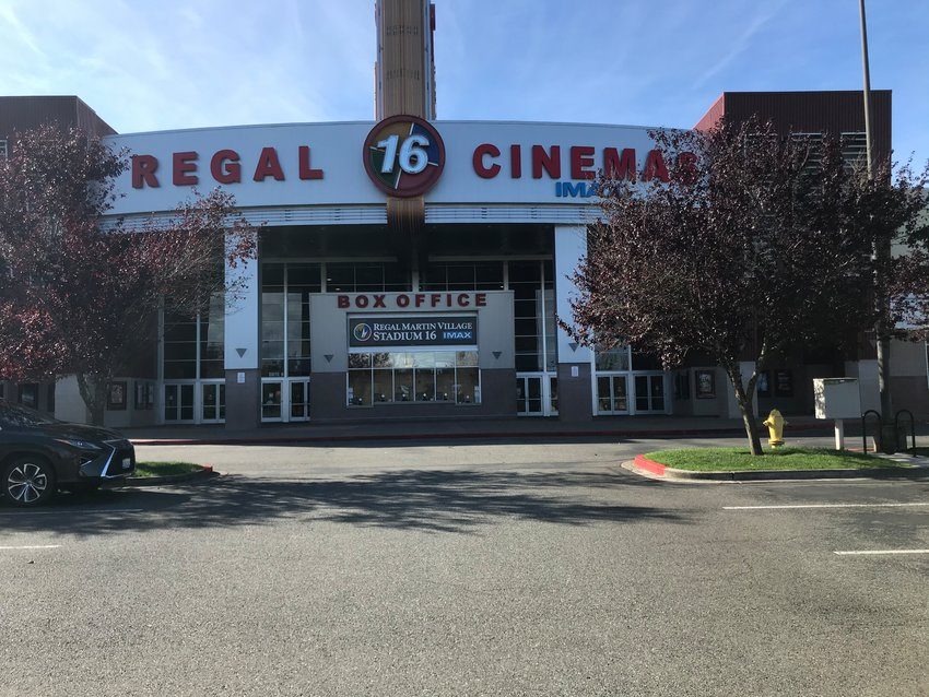 This movie theatre in Lacey is now closed.