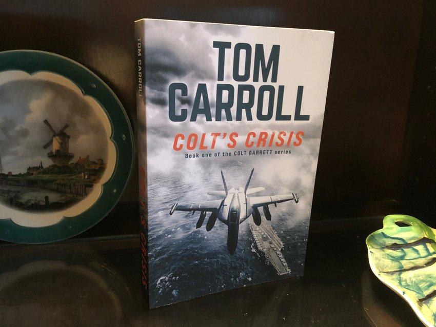 Colt's Crisis is Tom Carroll's first novel, published in Nov. 2020.
