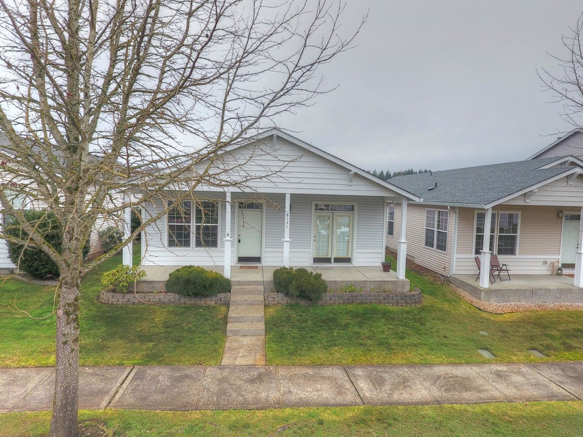 This home at 8434 Sweetbrier Loop SE in Olympia sold last week for $451,000. Holistic Home Group photo.