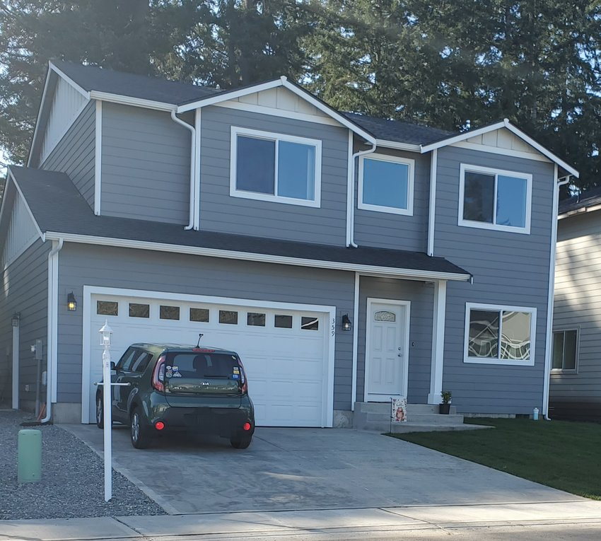 This home at 359 Briar Lane S Unit #Lot11, Tenino sold last week for $341,350. Holistic Home Group photo.