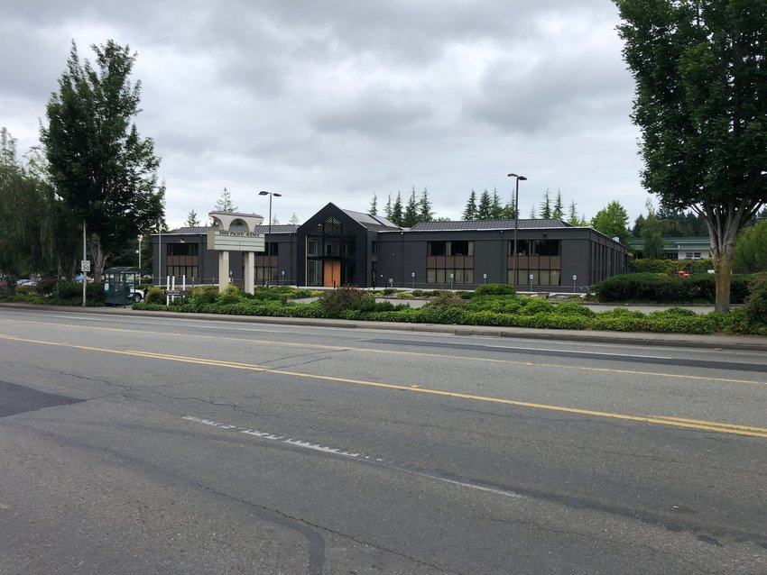 The 3000 Pacific Ave. SE building in Olympia will house the offices of county Auditor, Community Planning and Economic Development, Board of County Commissioners, Information Technology, Board of Equalization, Human Resources, Geodata, Central Services Administration and Treasurer.