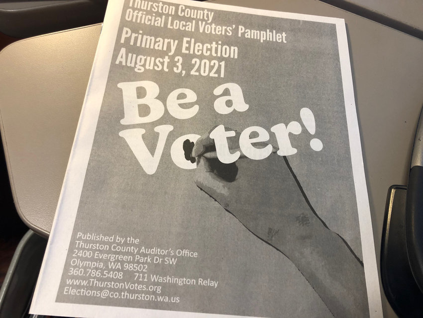 Washington laws enable voters to register or change their registration up to the day of the election, in-person.