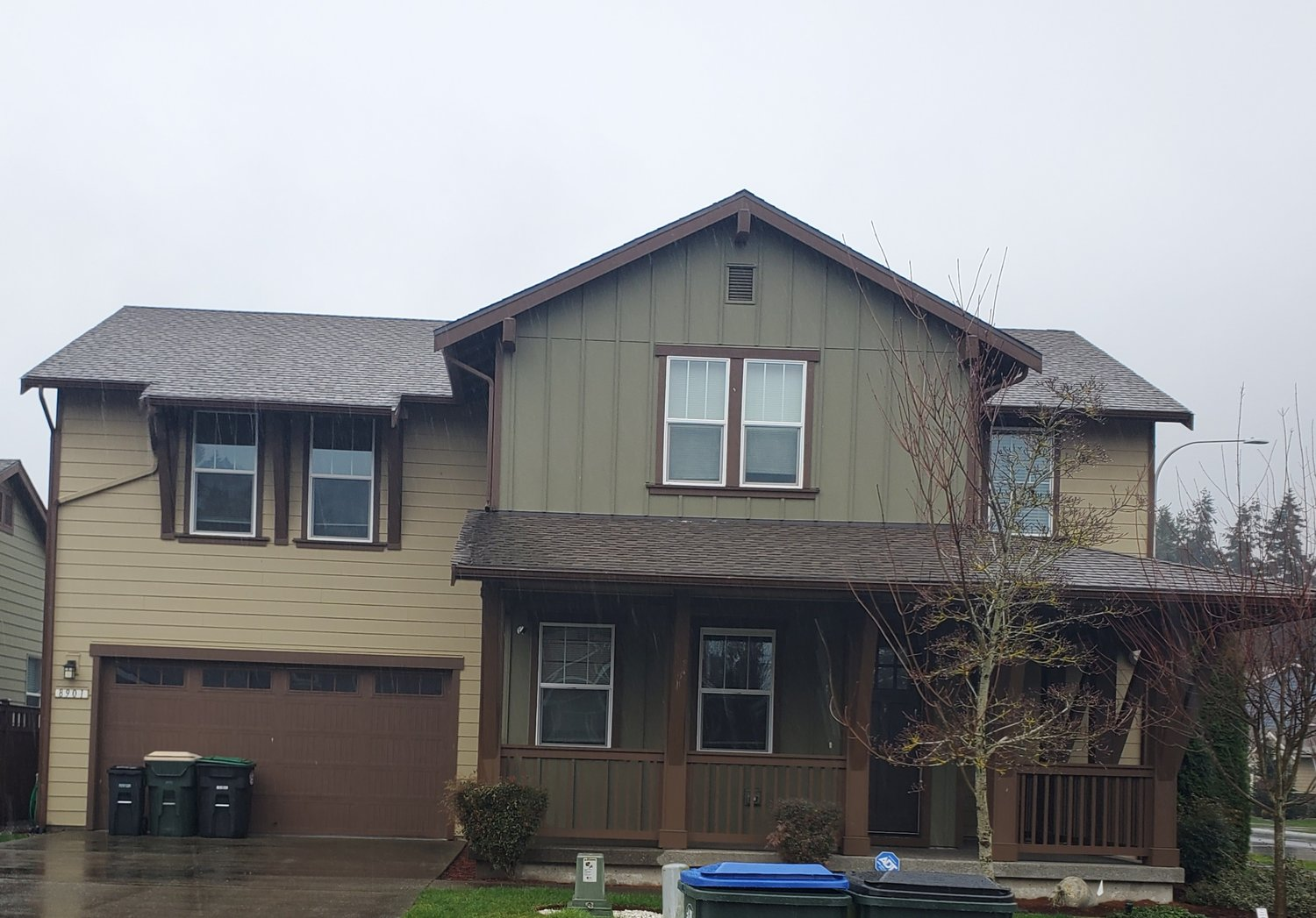 This house at 8901 Buttercup St SE in Tumwater, sold last week for $500,000.    Kristy Woodford/Holistic Home Group Photo.