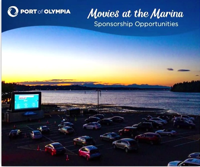 Movies At The Marina To Return To Port Of Olympia The Jolt The Journal Of Olympia Lacey Tumwater