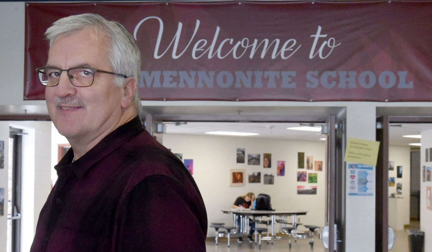 Dwight Gingerich Named Iowa Mennonite Principal The News
