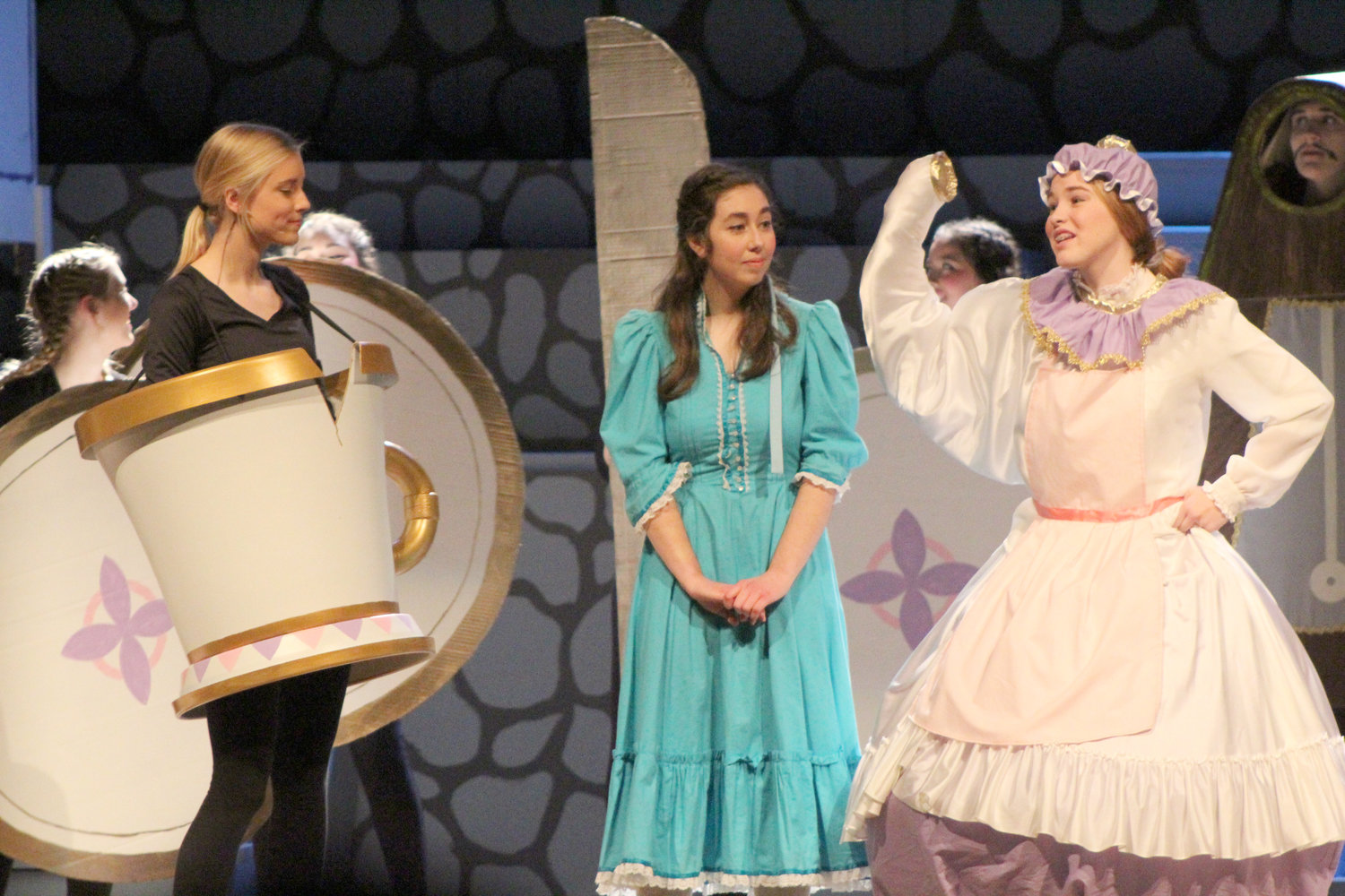 Hillcrest Academy presented the musical Beauty and the Beast Nov. 9 and 10.