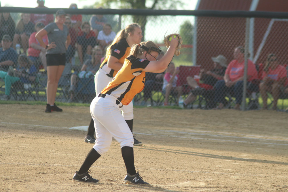 Lone Tree pitcher Abby Buckman struck out 565 batters over four years.