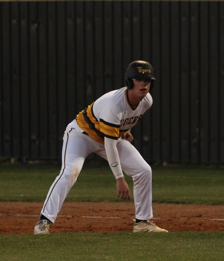 Chaplin Moore was awarded second-team all-district at first base and will represent Sealy at the Houston Area Baseball Coaches Association All-Star Game June 3 at Constellation Field.