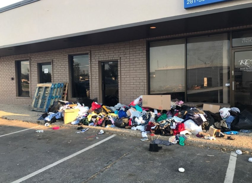 In addition to the expense of removing damaged or unusable items, donations dropped-off outside of operating hours detract from the beauty of the community.