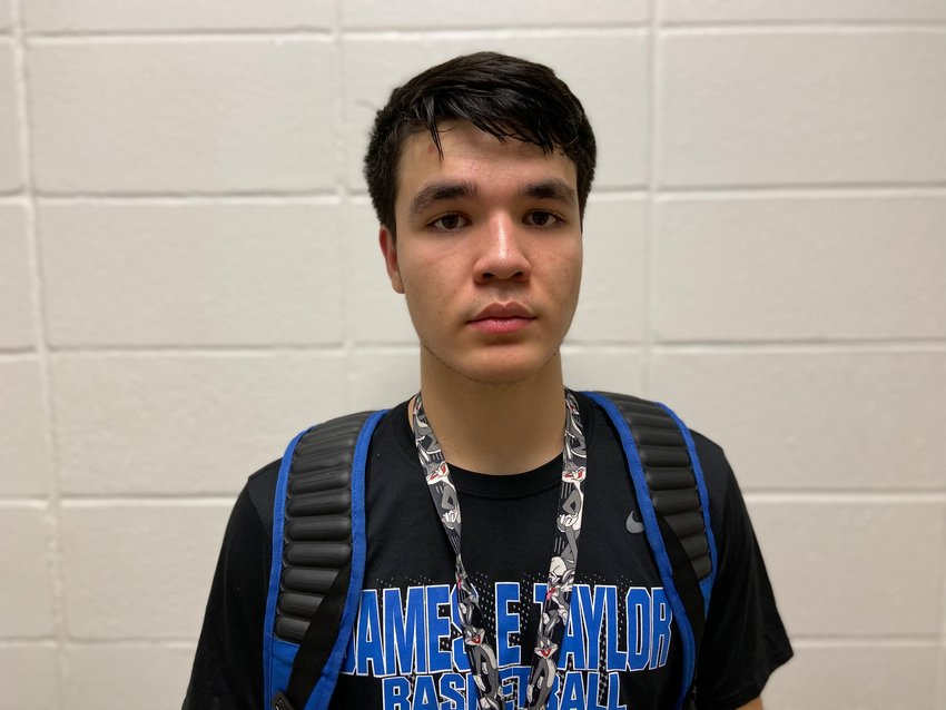 Taylor junior Jake Arnold ranks sixth in the city of Houston in scoring.