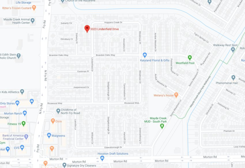 HCSO deputies responded to a report of a body found at 3323 Lindenfield Lane Feb. 28 at 5 p.m. Investigators are still putting together a timeline to determine the man's time of death and who suspects may be.