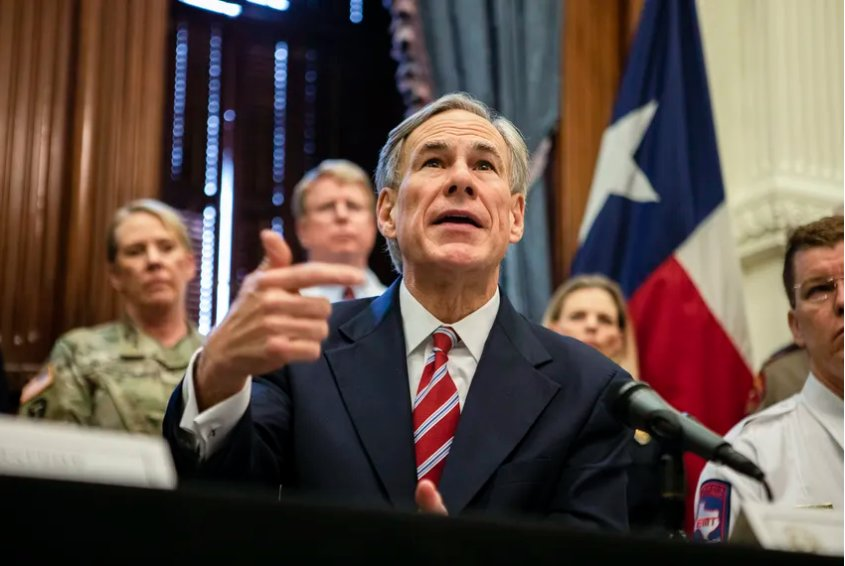 Gov. Greg Abbott declared a statewide emergency last week amid new cases of COVID-19 in the state.