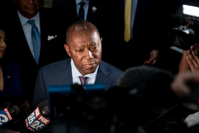 Houston Mayor Sylvester Turner on Friday night dispelled myths being spread on social media that the city is about to be in a lockdown situation.