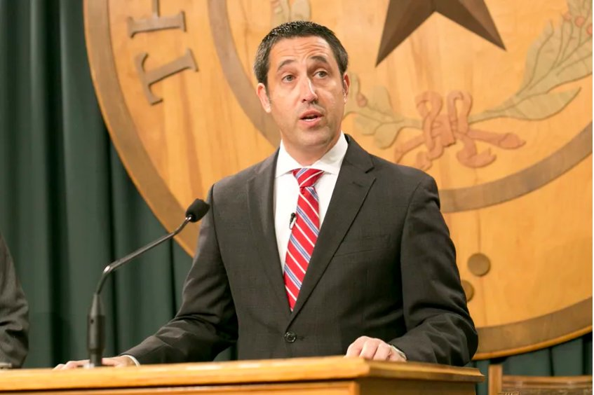 Texas Comptroller Glenn Hegar told lawmakers that state coffers will likely take a significant hit from the coronavirus pandemic.