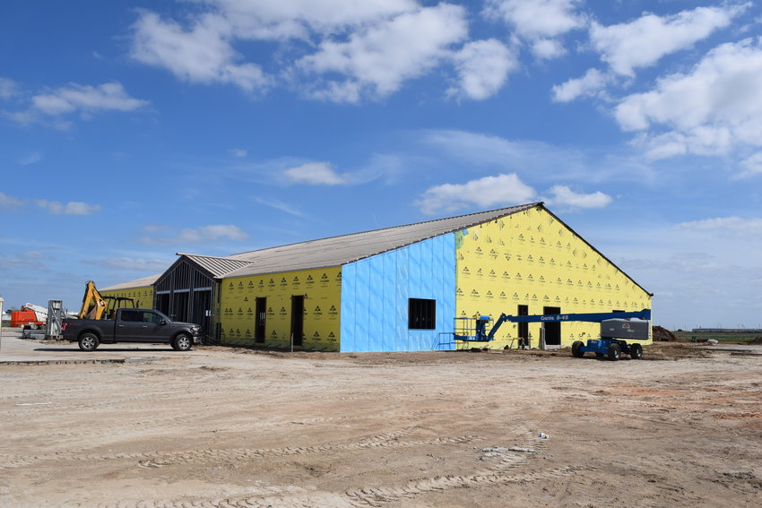 The new Waller County Precinct 4 annex near Brookshire will allow Waller County residents to pay property taxes and deal with court cases in a more convenient manner than the current trip some have to make from the south end of the county to Hempstead, about 30 miles away.