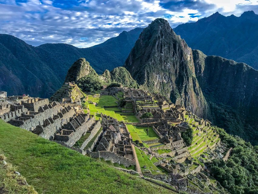 Several companies are offering a variety of learning experiencing online, including one website that offers a virtual visit to Peru's Machu Picchu.
