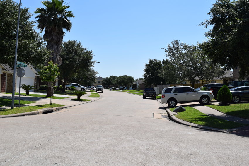 A shooting in at the near end of this middle-class neighborhood in the northeastern portion of the Katy area, near Cypress, occurred shortly after 9 p.m. Mothers Day.