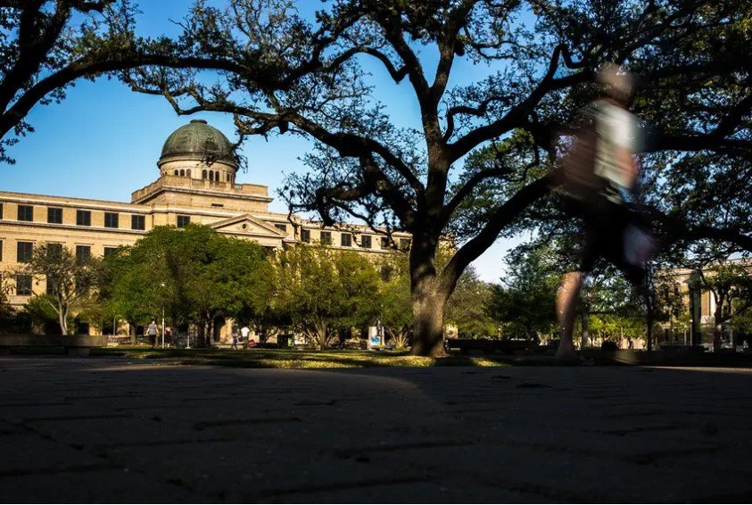 """""""The goal ... is to make A&M system's 11 universities look like Texas,"""" including the flagship campus in College Station, says Texas A&M System Chancellor John Sharp said."""