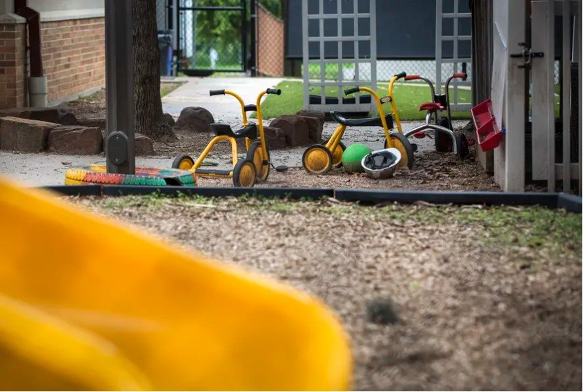A spokesperson for the governor told The Texas Tribune that the state health commission will be releasing safety rules for day care centers Wednesday.