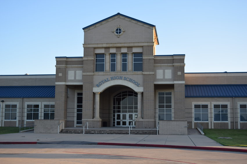 Royal ISD athletes have been asked to self-quarantine after a student was exposed to an individual who tested positive for COVID-19.