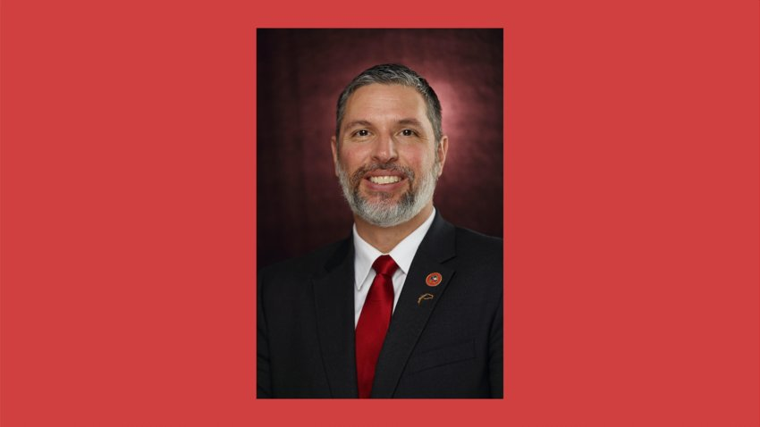 Mayor Aaron Groff was first elected in 2018. His current term expires in 2022.