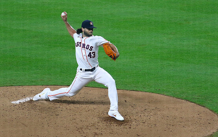 Lance McCullers Jr. made his first pitching appearance since the 2018 postseason Saturday afternoon at Minute Maid Park and supplied six strikeouts over as many innings to help the Astros secure a 7-2 win.